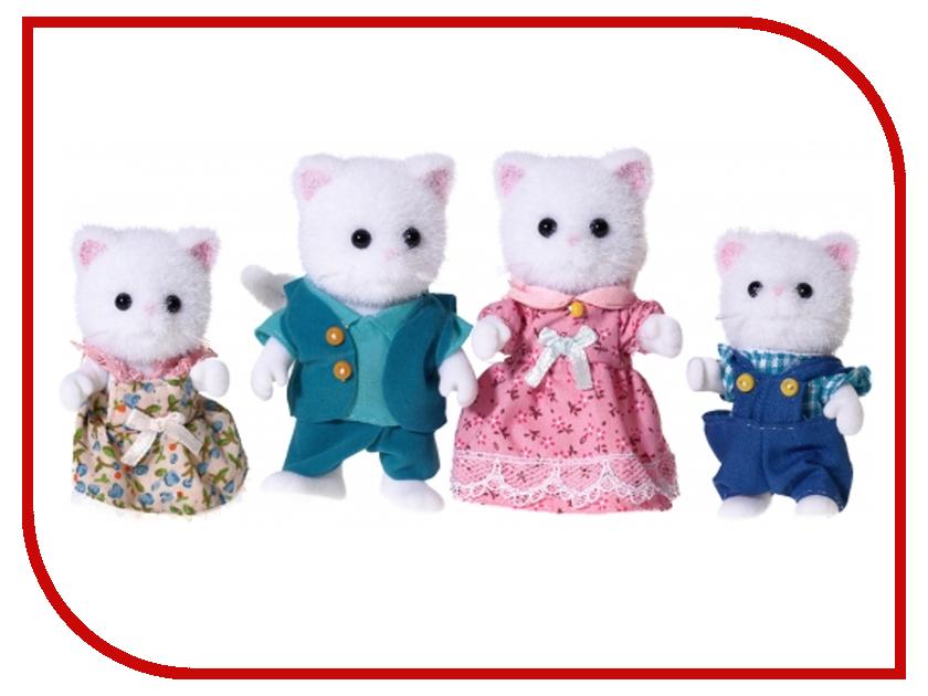 Игрушка Sylvanian Families Семья Персидских Котов 3137 игрушка sylvanian families семья чёрно белых котов 5181