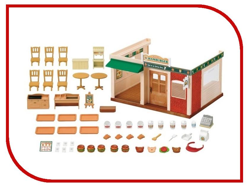 Игра Sylvanian Families Ресторан Гамбургер 2807 современный ресторан