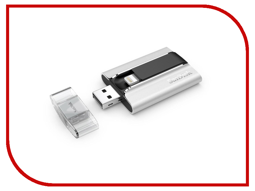 USB Flash Drive 32Gb - SanDisk iXpand SDIX-032G-G57<br>