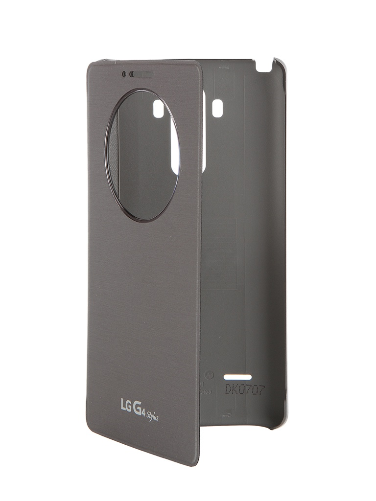 Аксессуар Чехол LG H540 QuickCircle Silver LG-CFV-120.AGRASV<br>
