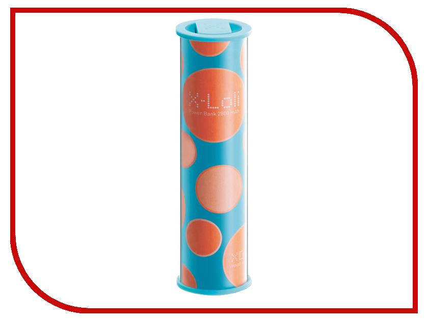 Аккумулятор XDREAM X-Loli 2800mAh Blue женские воротнички и галстуки loli loli 100% 21 21