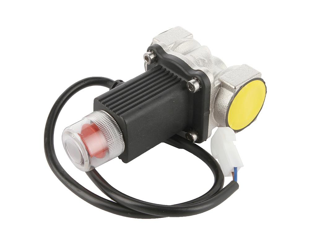 Электромагнитный газовый клапан Кенарь GV-90 1 дюйм