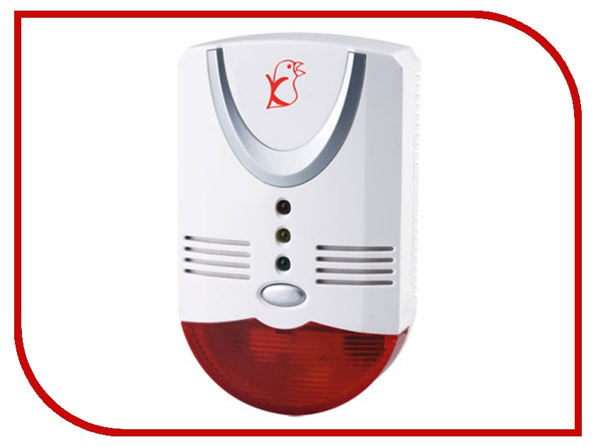 Аксессуар Кенарь GD100-CN - сигнализатор загазованности сигнализатор поклевки hoxwell hl57 с пейджером