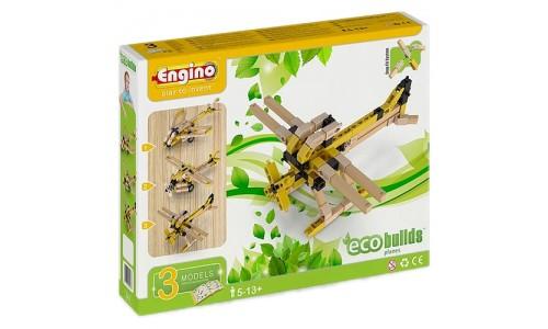 Конструктор Engino Eco Builds Самолеты EB12<br>