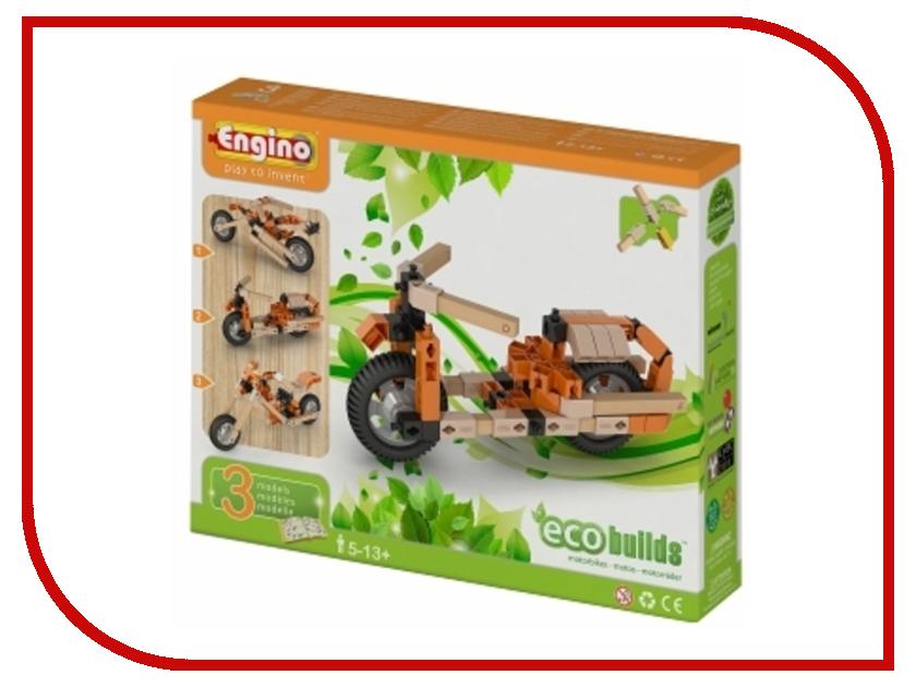 Конструктор Engino Eco Builds Мотоциклы EB11