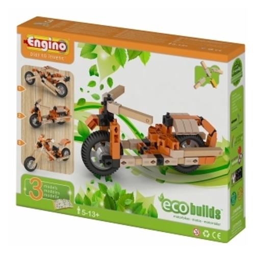 Конструктор Engino Eco Builds Мотоциклы EB11<br>