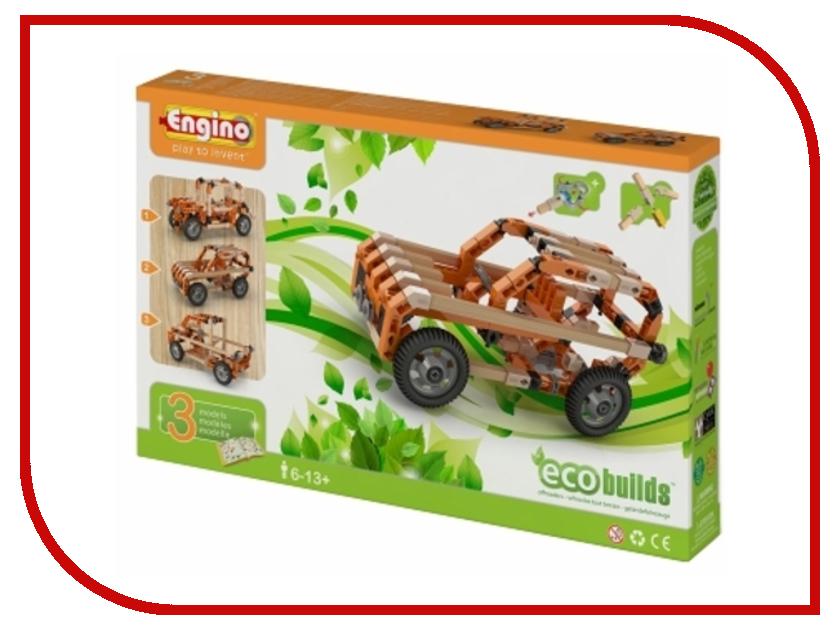 Игрушка Engino Eco Builds Внедорожники EB60<br>