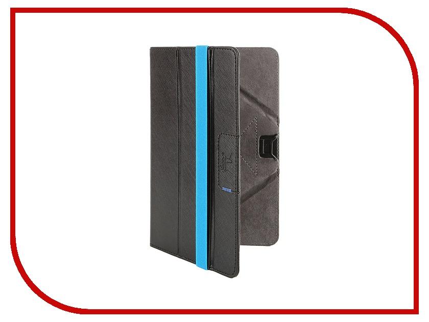 Аксессуар Чехол 8-inch Snoogy Black SN-FCU8-BLK-LTH<br>