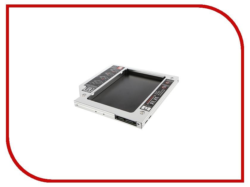 SSD/HDD в CD-DVD ROM (Optibay)   Optibay Palmexx Optibay 9.5mm SATA / mSATA PX/OPTIBAY 9.5 SATA
