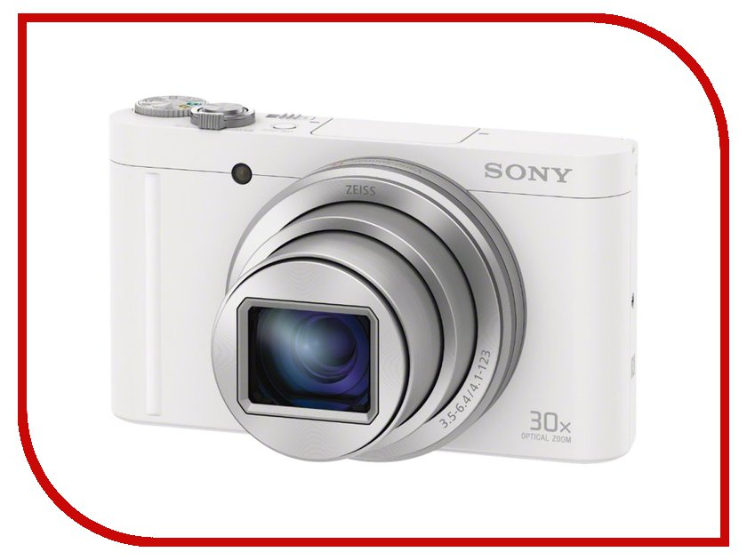 Фотоаппарат Sony DSC-WX500 Cyber-Shot White<br>