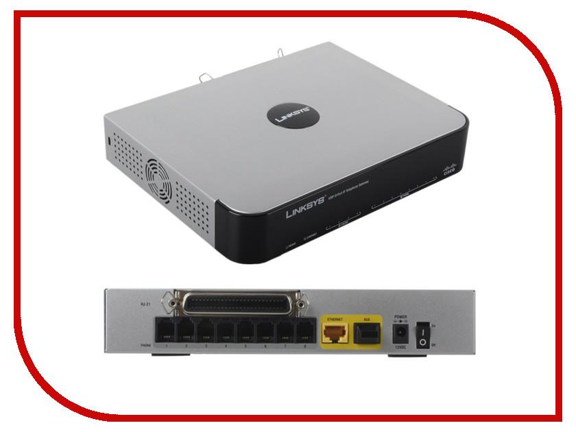 VoIP оборудование Cisco SPA8000-XU / G5 cisco sg110d 08