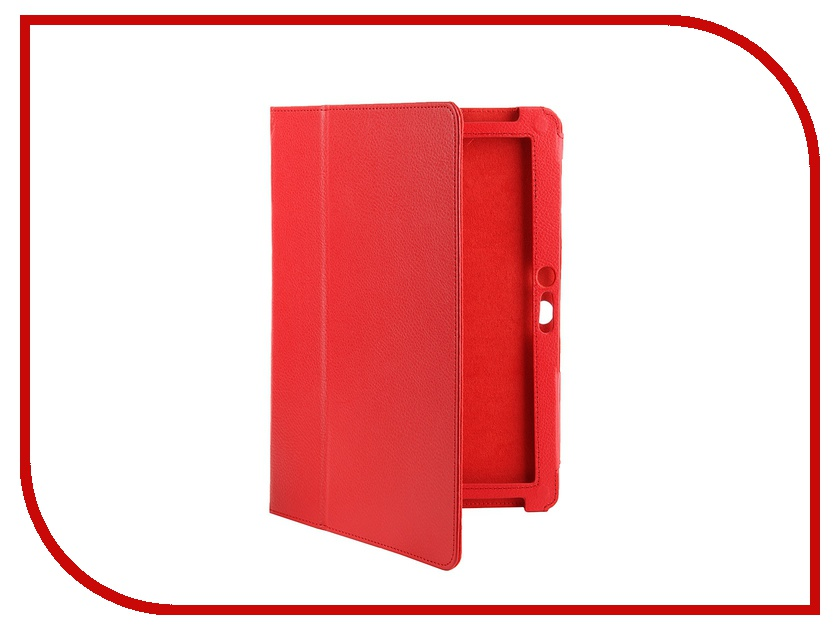Аксессуар Чехол ASUS Transformer Pad TF103/TF303 IT Baggage иск. кожа Red ITASTF1032-3 аксессуар чехол asus zenpad 10 1 z300 it baggage black itaszp300 1
