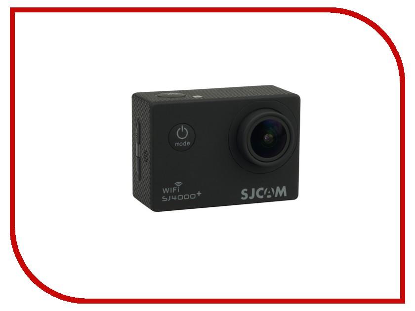 Экшн-камера SJCAM SJ4000 Wi-Fi Plus Black