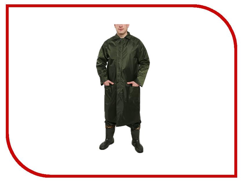 Плащ-дождевик ЯШФ 48-50/182-188 Green 5.101 плащ