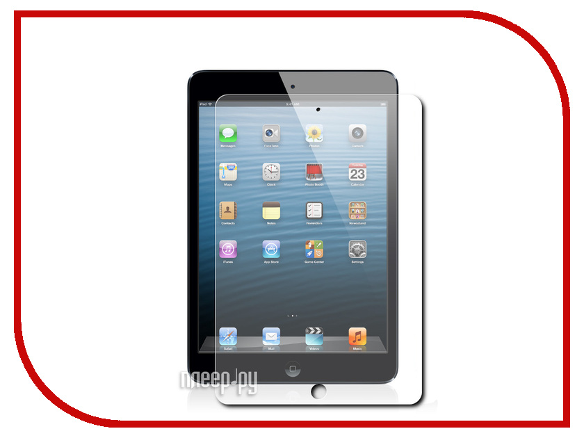 Аксессуар Защитная пленка HARPER SP-M IPAD для iPad 2 / iPad 3 матовая
