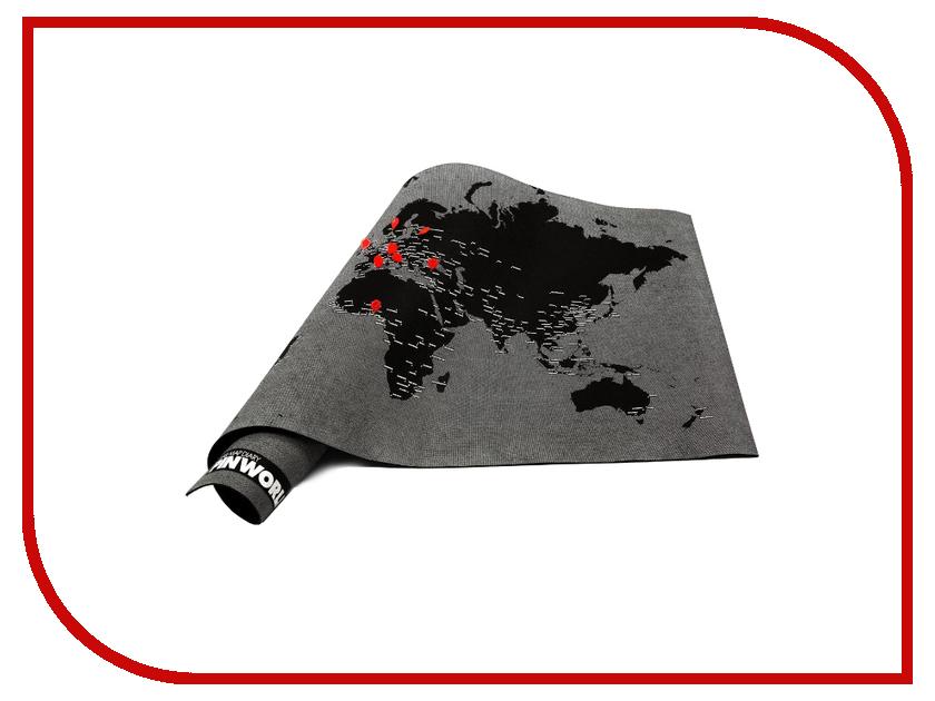 Гаджет Настенная карта Lefutur Palomar Black LF-E19721