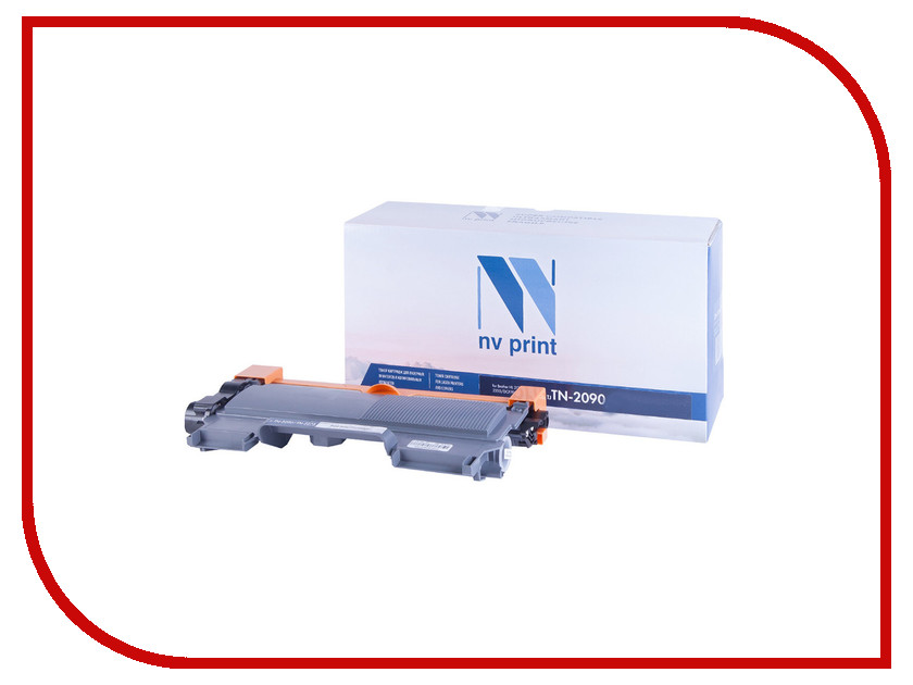 Картридж NV Print TN-2090 / TN-2090T для Brother DCP-7057R/HL-2132R картридж nv print для brother dcp 1510r tn 1075t dcp 1512r dcp 1612wr hl 1210wr