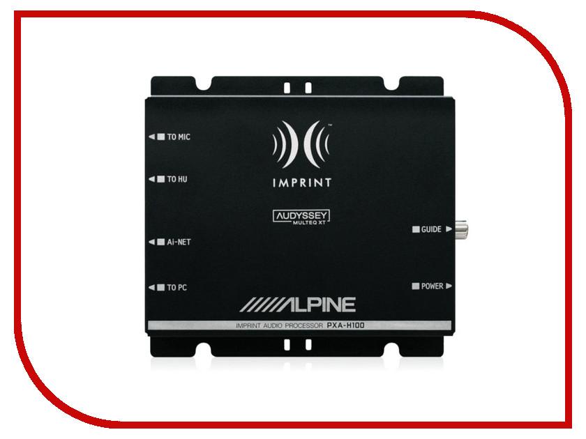 Усилитель Alpine PXA-H100