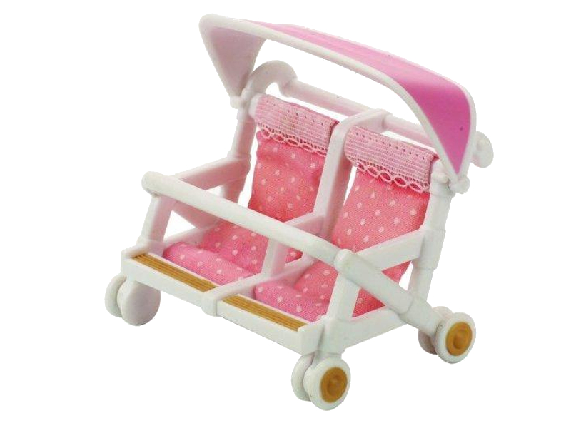 Коляска Sylvanian Families Pink 2920 / 4533