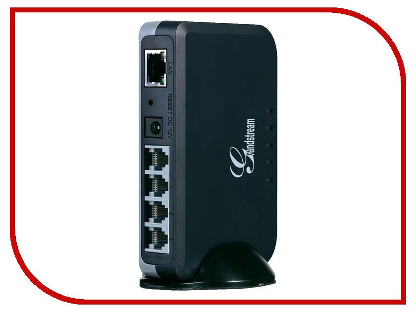 VoIP оборудование Grandstream HT704<br>