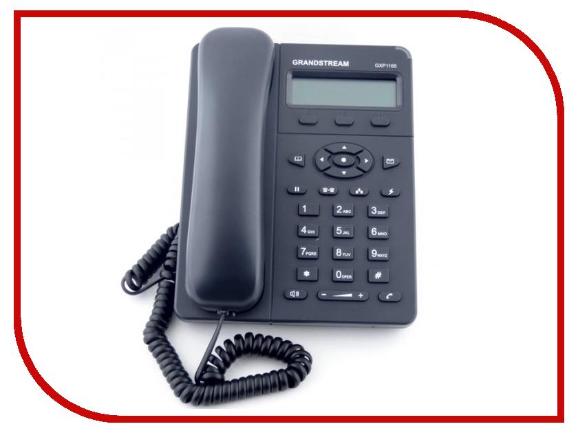 VoIP оборудование Grandstream GXP1165<br>
