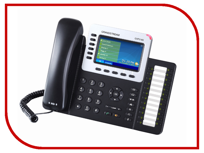 VoIP ������������ Grandstream GXP2160
