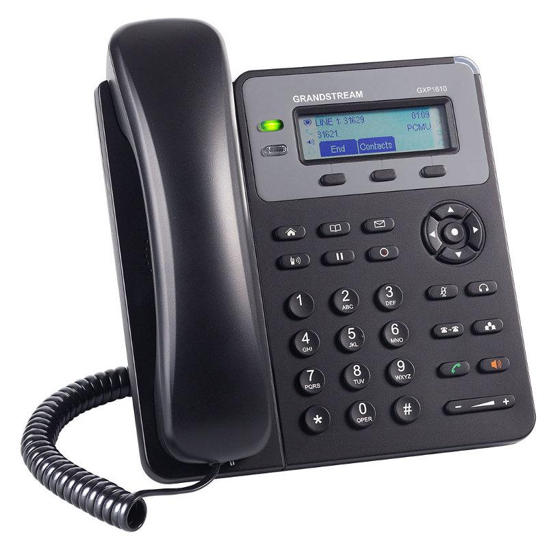 VoIP оборудование Grandstream GXP1610
