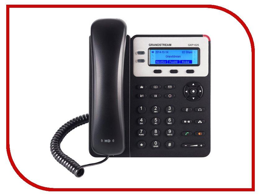 VoIP оборудование Grandstream GXP1625 voip оборудование grandstream gxp1782
