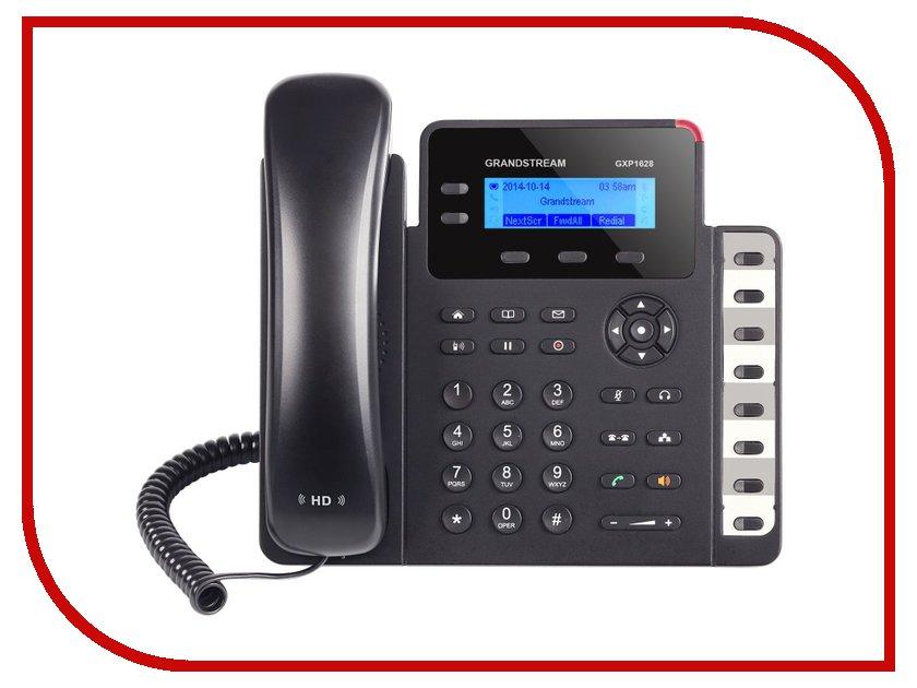 VoIP оборудование Grandstream GXP1628 voip оборудование grandstream gxp1782
