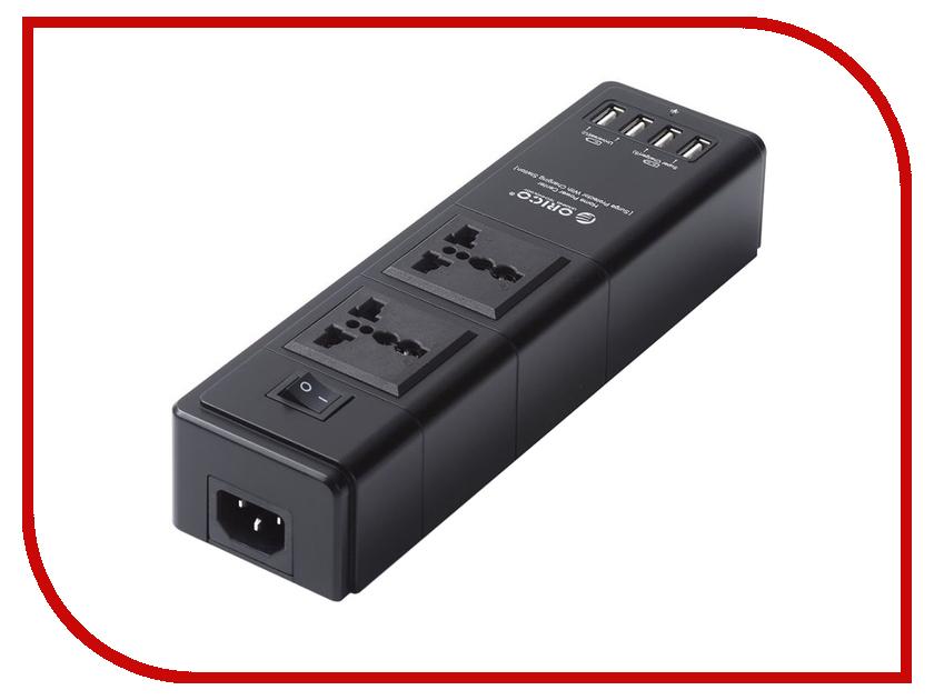 Зарядное устройство Orico HPC-2A4U-BK Black<br>