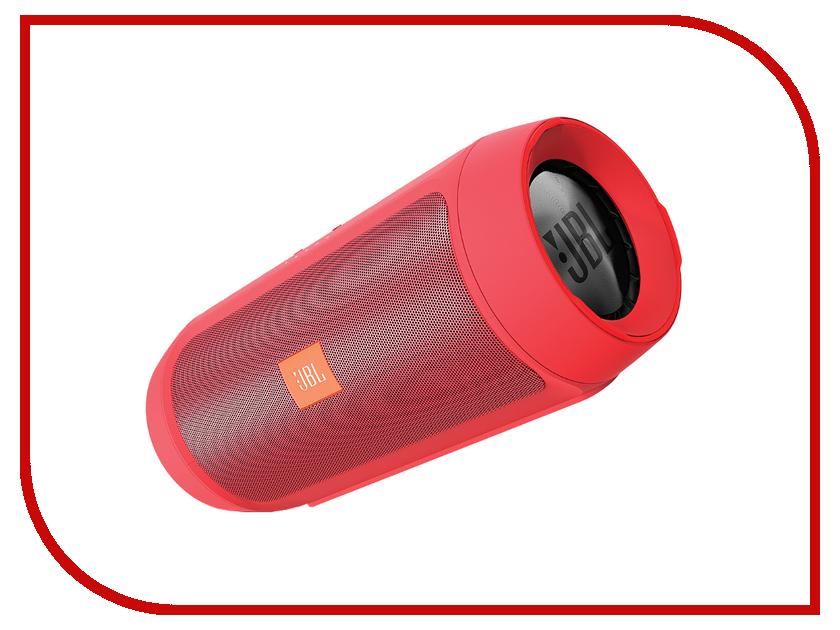 Колонка JBL Charge 2 Plus Red