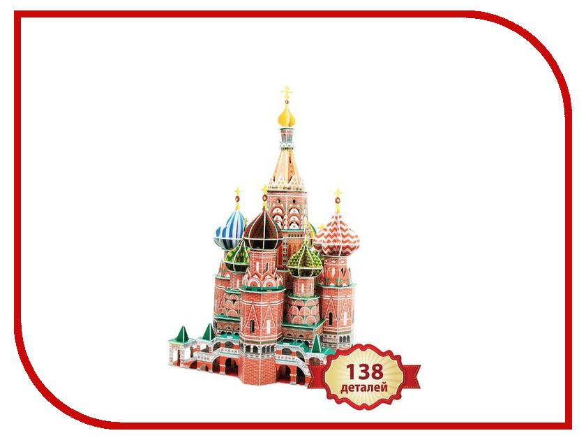 3D-пазл QIDDYCOME Храм Василия Блаженного Z001<br>