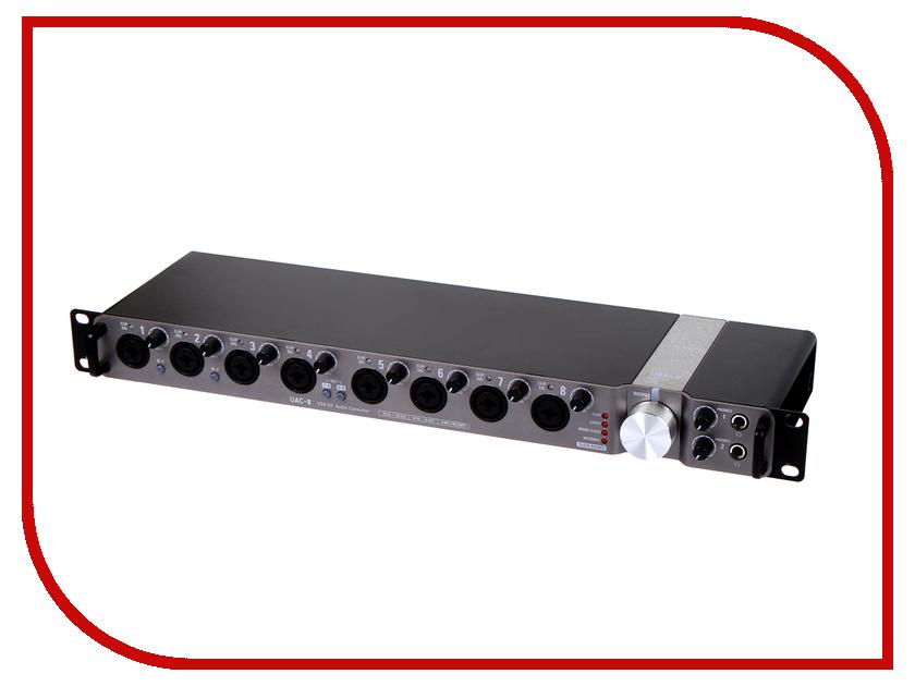 Восьмиканальный интерфейс Zoom UAC-8