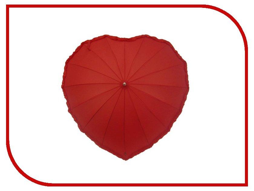 небесный фонарик эврика фонарь желаний сердце 00230 Зонт Эврика Сердце Red 93160