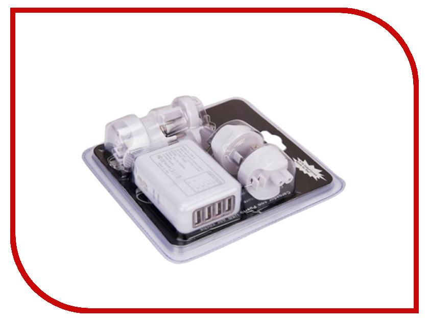 Зарядное устройство Continent ZN35-497WT<br>