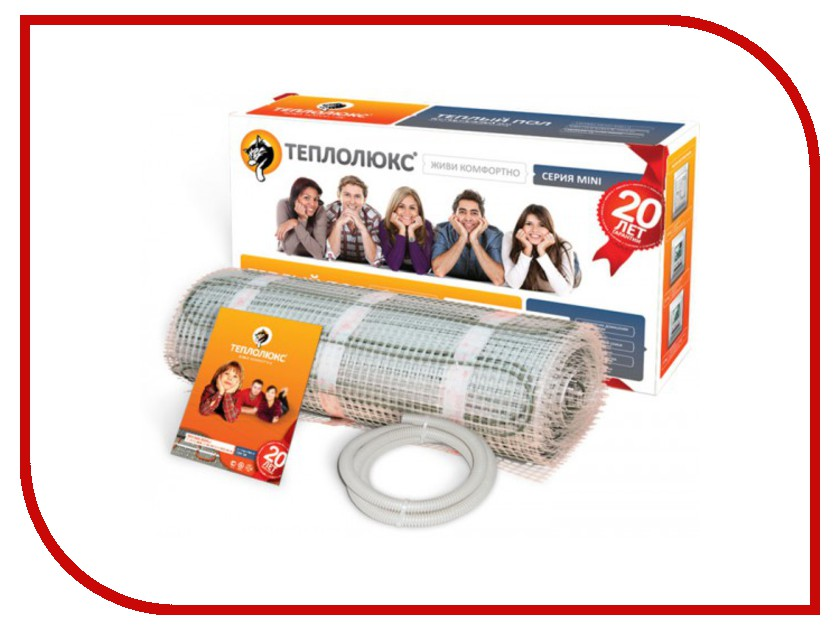 Теплый пол Теплолюкс Mini МН-155-1.00 теплый пол теплолюкс profimat160 12 0