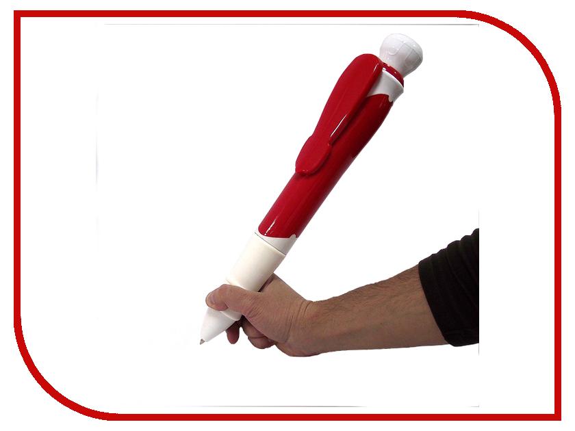 Гаджет Эврика Ручка 44cm шариковая Red 94588<br>