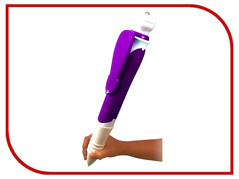 Гаджет Эврика Ручка 44cm шариковая Violet 94587