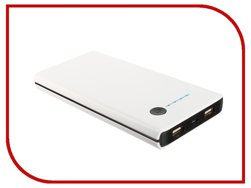 Аккумулятор Continent 11000 mAh White PWB-110WT<br>