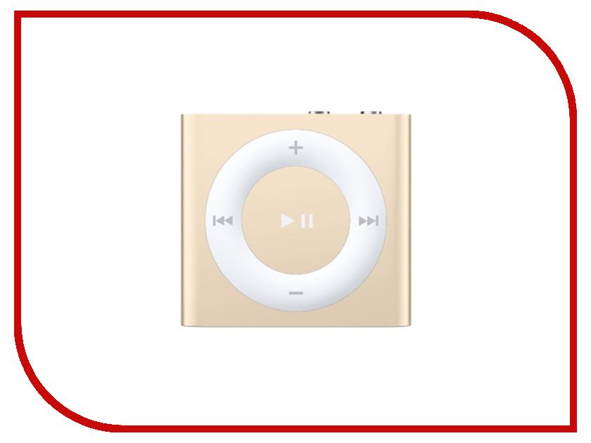 Плеер APPLE iPod Shuffle - 2Gb Gold MKM92RU/A<br>