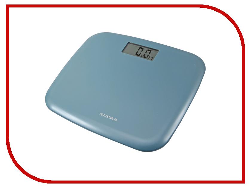 все цены на Весы напольные SUPRA BSS-6050 BU Blue онлайн
