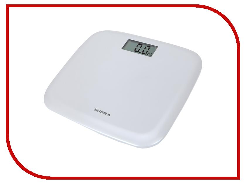 Весы SUPRA BSS-6050 WHWhite<br>