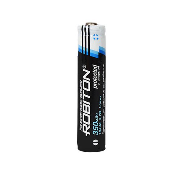 Аккумулятор AAA - Robiton Li10440 с защитой 13109