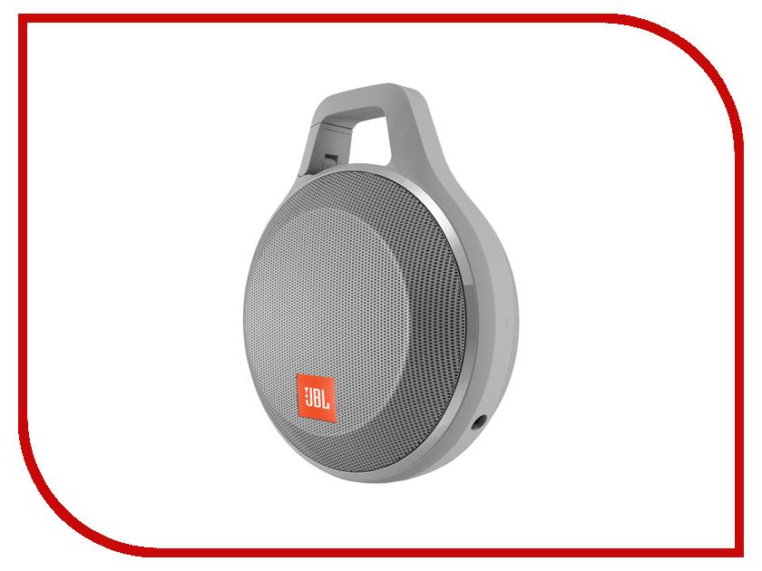 Колонка JBL Clip Plus Grey