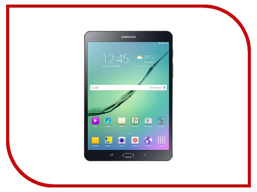 Планшет Samsung SM-T710 Galaxy Tab S2 8.0 - 32Gb Wi-Fi Black SM-T710NZKESER (Samsung Exynos 5433 1.9 GHz/3072Mb/32Gb/Wi-Fi/Bluetooth/Cam/8.0/2048x1536/Android)<br>