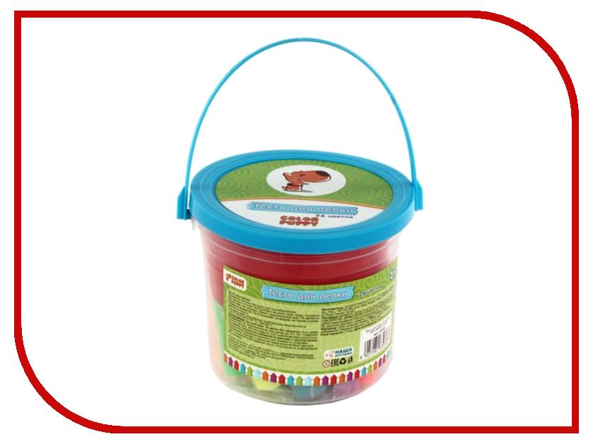 Набор для лепки Color Puppy Тесто для лепки 26 цветов 442г 63936 color puppy тесто для лепки 26 цветов 442г формы ролик