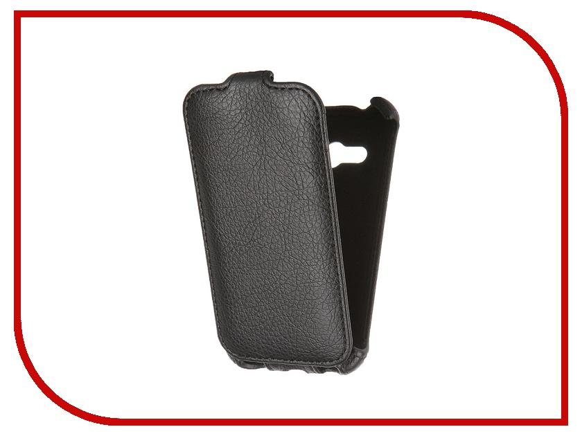 Аксессуар Чехол Samsung Galaxy Ace 4 Lite G313H Gecko Black GG-F-SGACE4-BL