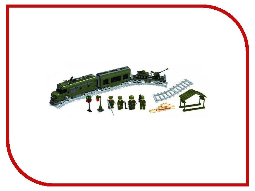Игрушка Голубая стрела Военный эшелон 87193<br>