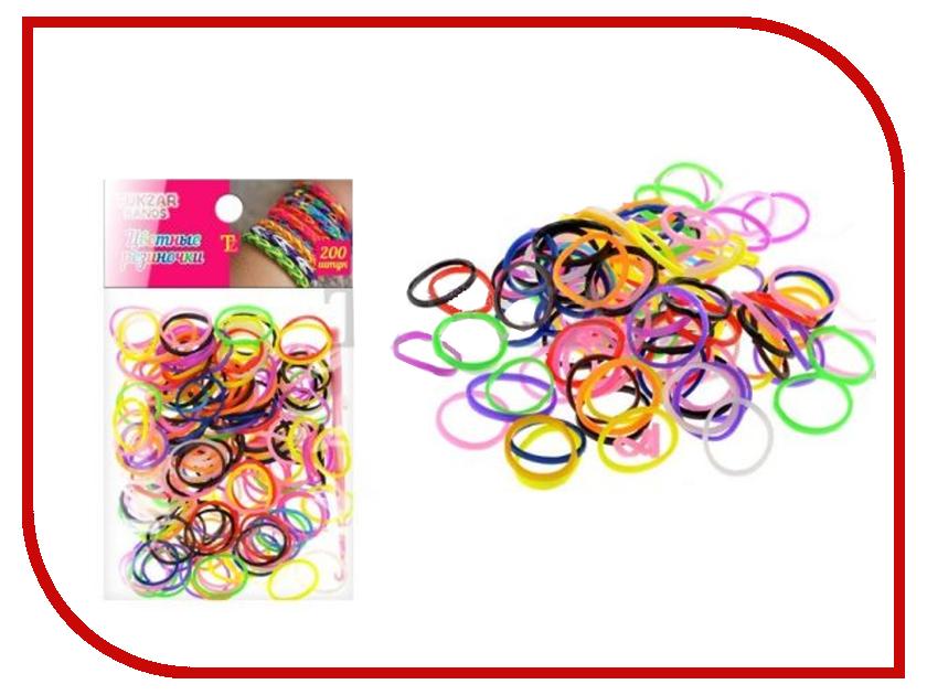 Набор для творчества TUKZAR Цветные резиночки TZ 12907