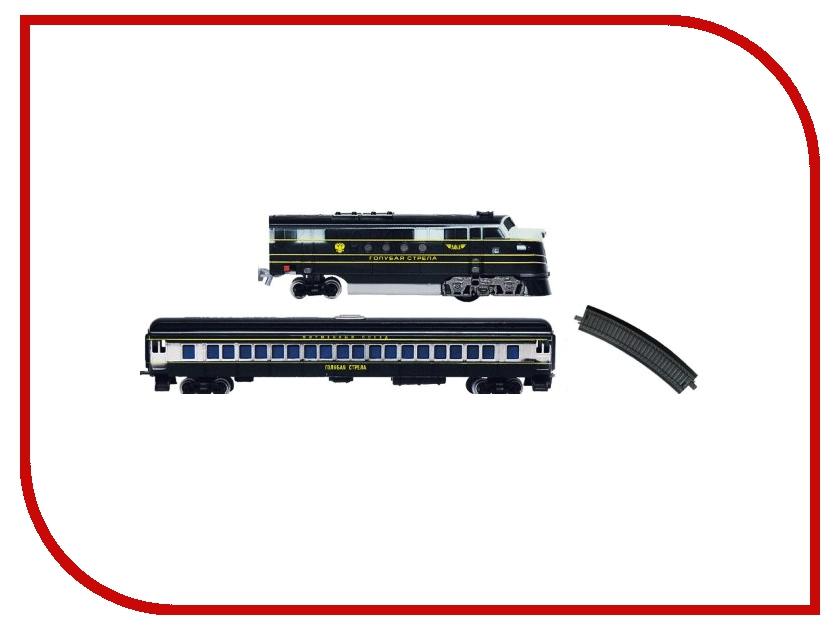 Железная дорога Голубая стрела 2001B